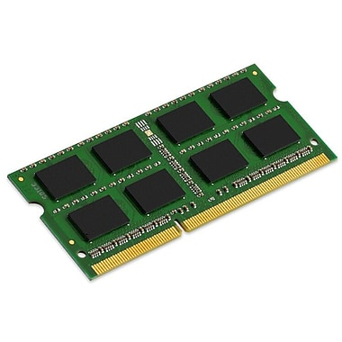 Kingston® KCP316SS8 4GB SDRAM So-DIMM 204-Pin DDR3-1600/PC3-12800 Desktop Memory Module