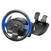 Thrustmaster – Simulateur de course T150 Force Feedback PS4/PS3/PC (663296420084)