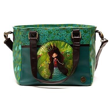 Ketto Fashion Lunch Bag, Wolf Lady