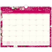 "2017 AT-A-GLANCE® Sorbet Wall Calendar, 12 Months, 15"" x 12"" (PM90-707-17)"
