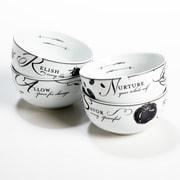 Livliga Celebrate Portion Control Soup Bowl (Set of 4)