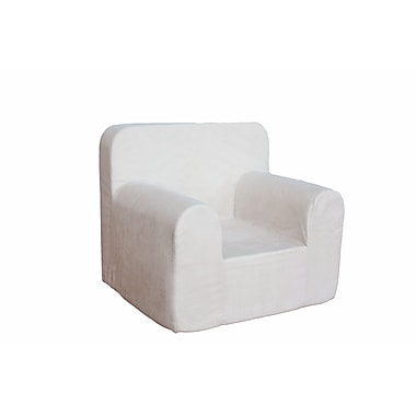 CrewFurniture Bitty Kids Foam Chair; Moonbeam