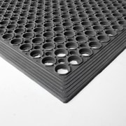 Envelor Home Durable Anti-Fatigue and All Purpose Rubber Doormat; 24 x 36
