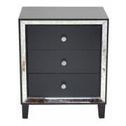 Heather Ann Avery Cabinet; Black