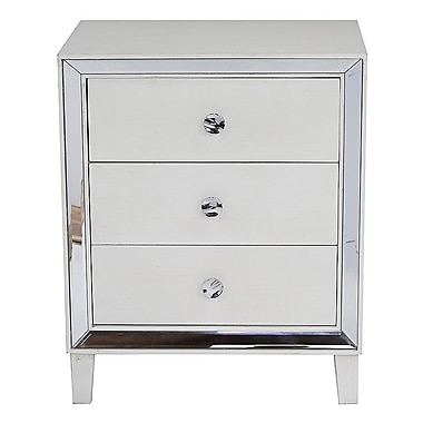 Heather Ann Avery Cabinet; Antique White