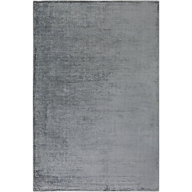 Artistic Weavers Charlotte Beverly Hand-Loomed Denim Blue Area Rug; 5' x 7'6''