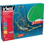 K'NEX Education Stem Explorations: Rollercoaster Building Set (KNX77078)