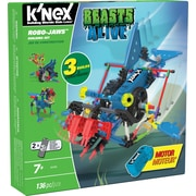 K'NEX Beasts Alive Robo-Jaws Building Set