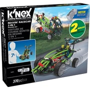 K'NEX Revvin' Racecar 2-In-1 Building Set