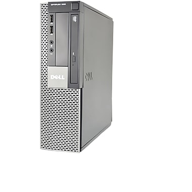 Dell - Sff modèle Optiplex 980 Intel Core i5 650 (3,2GHz), RAM 8 Go, DD 1 To, DVDRW, remis à neuf