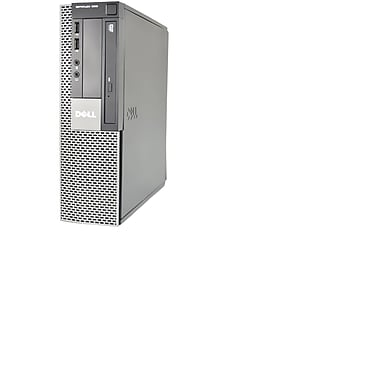 Dell Optiplex (960) Refurbished Desktop, 2.50 GHz Intel Core 2 Quad, 6GB RAM, 1TB HDD, Windows 10 Pro, English