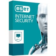ESET Internet Security 2017, V10, 3 Users, Bilingual