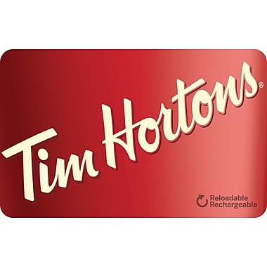 Tim Hortons $25 Gift Card