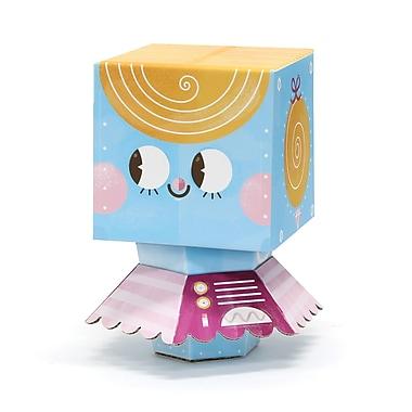 Krooom – Ensemble de 3 jouets à plier Fold My Robot