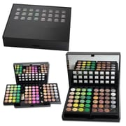 Zoe Ayla Cosmetics 96 Colour Eyeshadow Palette Set Incl. Box with Mirror, Mix