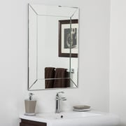 Decor Wonderland Avie Bathroom Wall Mirror