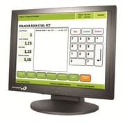 "Bematech 17"" Touch Display for POS Systems, Black (LE1017)"