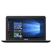Asus - Portatif X555QG-SH12-CB 15,6 po, 2,5 GHz AMD 4 coeurs A12-9700P, DD 1 To, 12 Go DDR4 SDRAM, Windows 10 (64 bits)