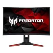 Acer - Moniteur ACL à DEL courbe Predator Z271, 27 po, noir/rouge