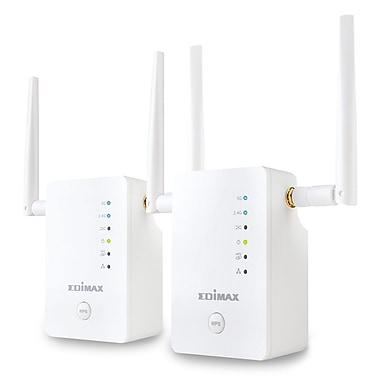 Edimax – Trousse d'itinérance WiFi domestique Gemini RE11 double bande AC1200