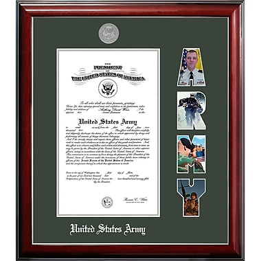 PATF Army Certificate Classic Picture Frame; 8.5'' x 11''