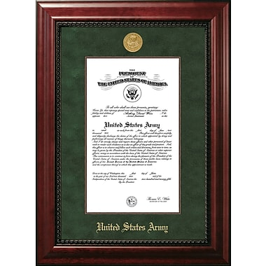 PATF Army Certificate Executive Picture Frame; 11'' x 14''