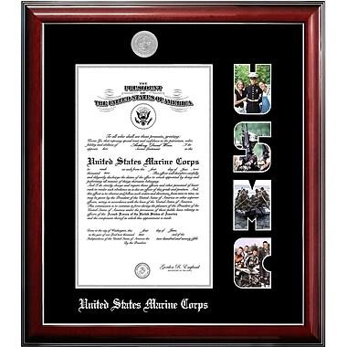 PATF Marine Certificate Classic Picture Frame; 9'' x 14''