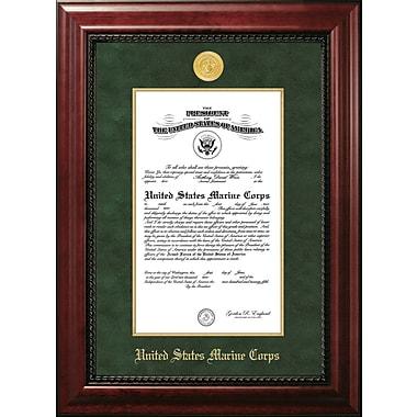 PATF Marine Certificate Executive Picture Frame; 8'' x 10''