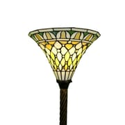 Warehouse of Tiffany Torchiere 69'' Torchiere Floor Lamp