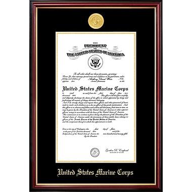 PATF Marine Certificate Petite Picture Frame; 8'' x 10''