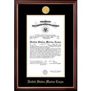PATF Marine Certificate Petite Picture Frame; 11'' x 14''