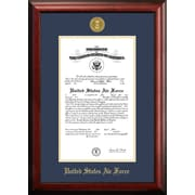PATF Air Force Certificate Picture Frame; 11'' x 14''