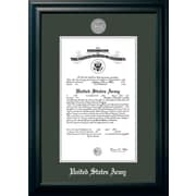 PATF Army Certificate Picture Frame; 11'' x 14''