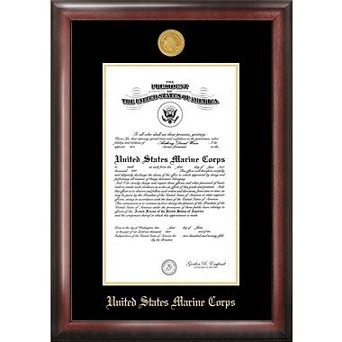 PATF Marine Certificate Picture Frame; 8.5'' x 11''