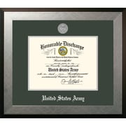 PATF Army Discharge Honor Picture Frame; 11'' x 8.5''