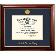 PATF Navy Discharge Classic Picture Frame