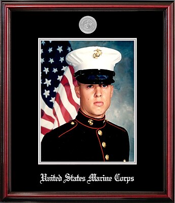PATF Marine Portrait Petite Picture Frame