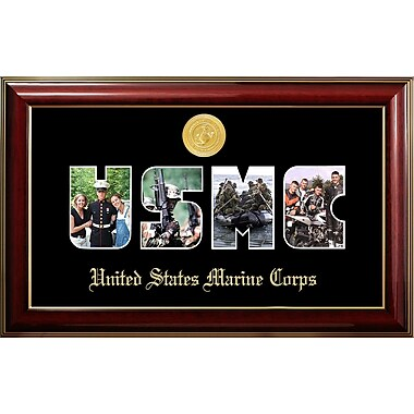 PATF Marine Collage Photo Classic Picture Frame