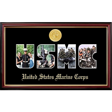 PATF Marine Collage Photo Petite Picture Frame