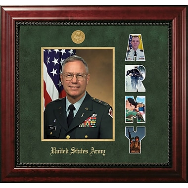 PATF Army Portrait Executive Picture Frame