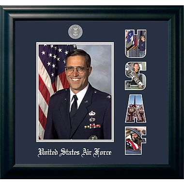PATF Air Force Portrait Picture Frame