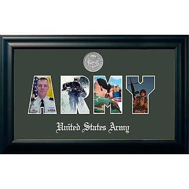 PATF Army Collage Picture Frame