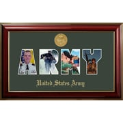 PATF Army Collage Photo Classic Picture Frame