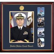 PATF Coast Guard Portrait Petite Picture Frame