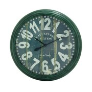 ABCHomeCollection Oversized 37'' Wall Clock