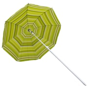 Freeport Park Allyson 6' Beach Umbrella; Green