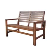 Shine Company Inc. Country Garden Bench; Oak