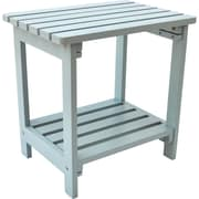 Shine Company Inc. Side Table; Dutch Blue