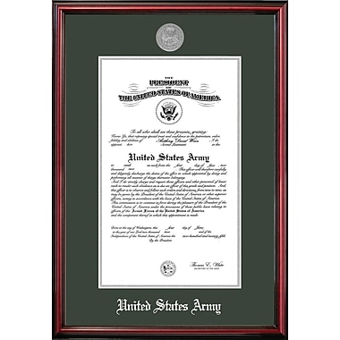 PATF Army Certificate Petite Picture Frame; 8.5'' x 11''