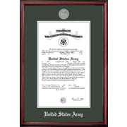 PATF Army Certificate Petite Picture Frame; 8'' x 10''